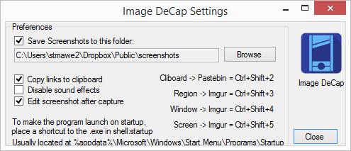 Image DeCap