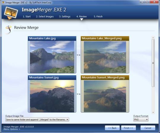 Image Merger .EXE