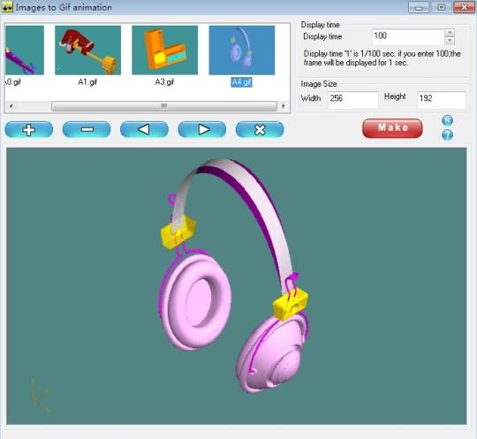 Image to GIF Animation