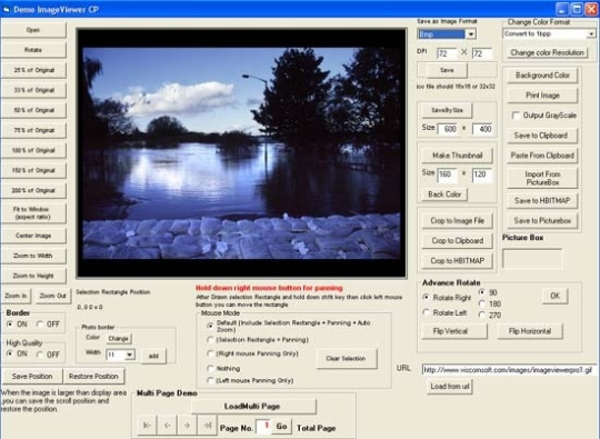 Image Viewer CP ActiveX Control