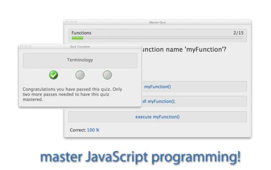 iMaster Javascript