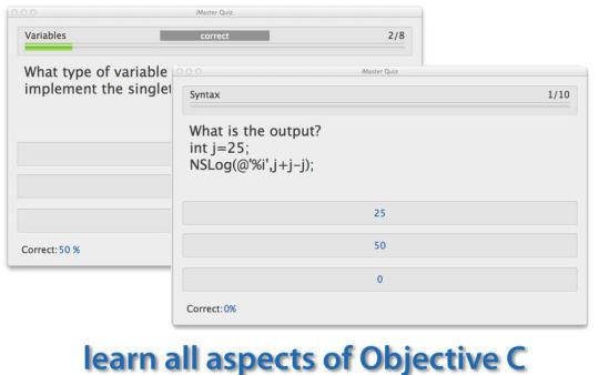 iMaster Objective C