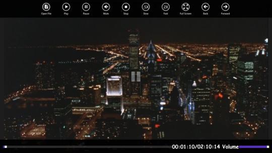 iMedia Player for Windows 8