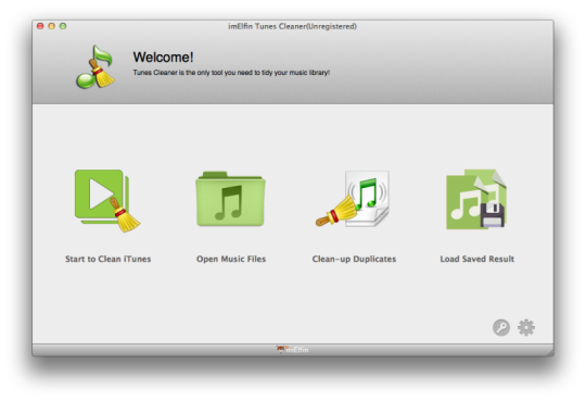 ImElfin iTunes Cleaner