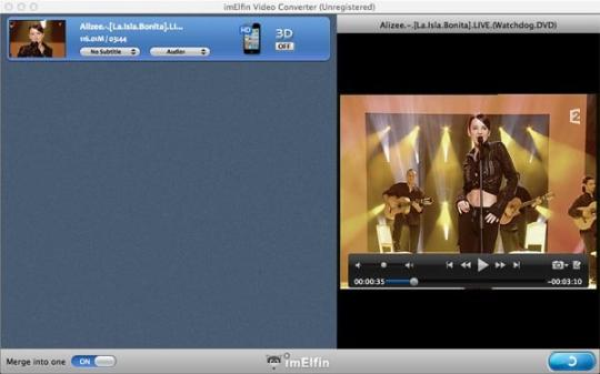 ImElfin Video Converter