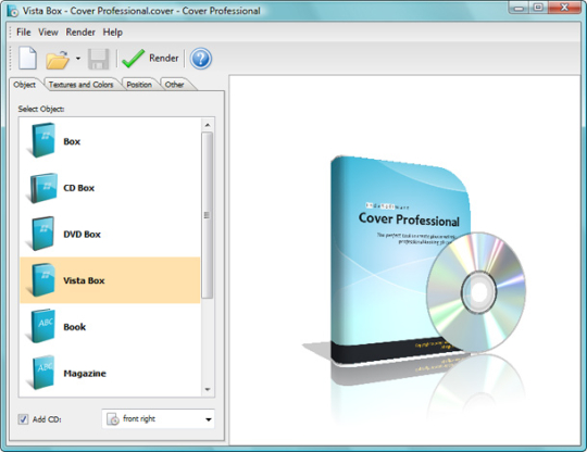 IndaSoftware Cover Professional
