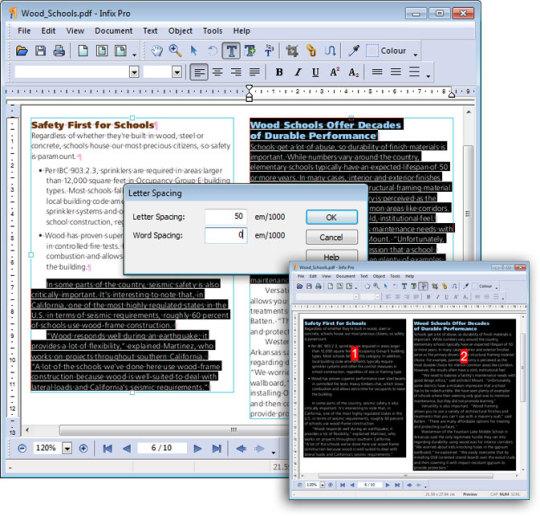 Infix PDF Editor (Mac)