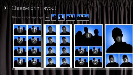InstantPhotoBooth for Windows 8