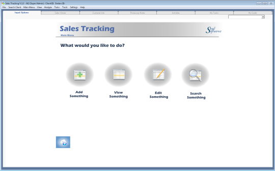 Insurance Sales Tracking
