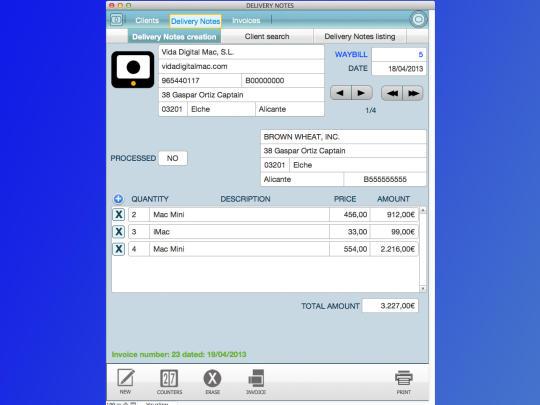 InvoicePad