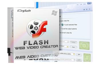 iOrgSoft Video to Flash Converter