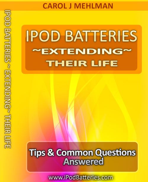 iPod Batteries Extending Their Life