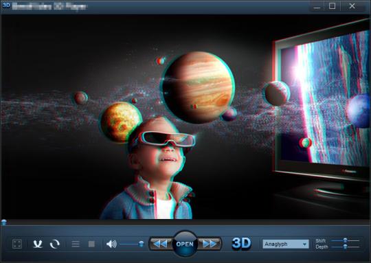 IQmango 3D Video Player