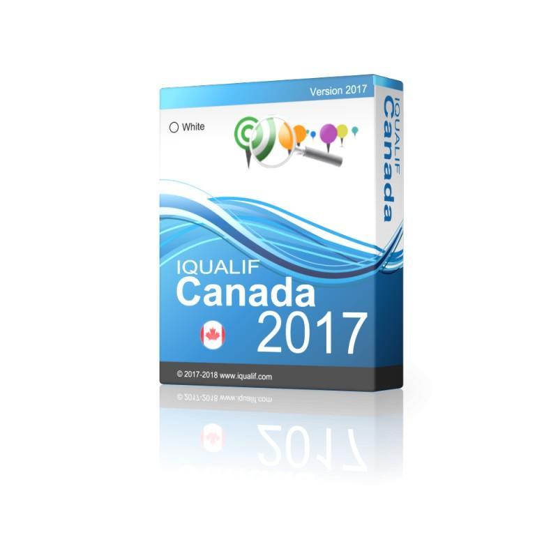 IQUALIF Canada White