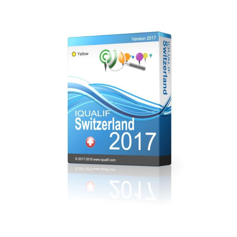 Iqualif Switzerland Yellow
