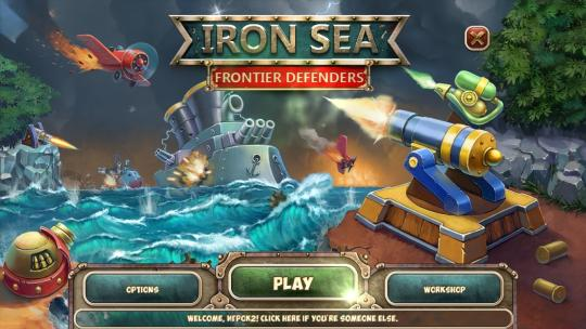 Iron Sea Frontier Defenders