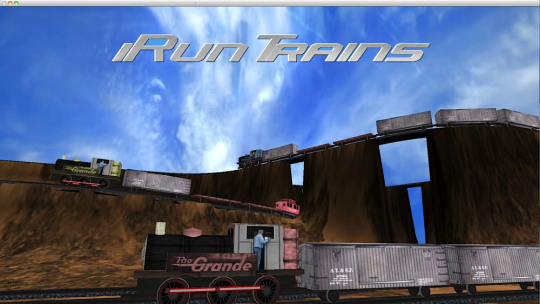 iRunTrains for Macintosh