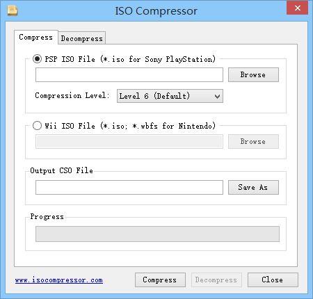 ISO Compressor