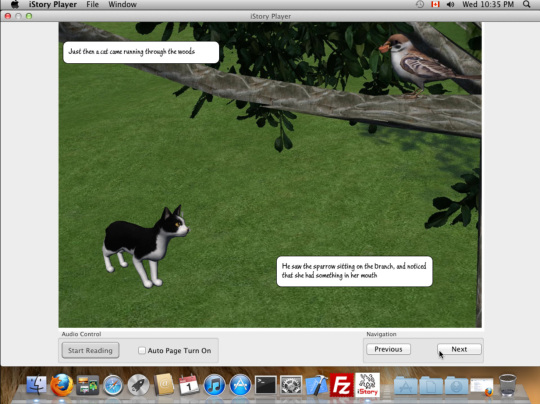 iStory Player (Mac)