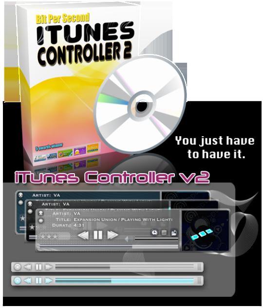 iTunes Controller 2