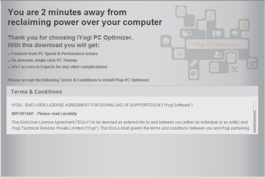 iYogi PC Optimizer