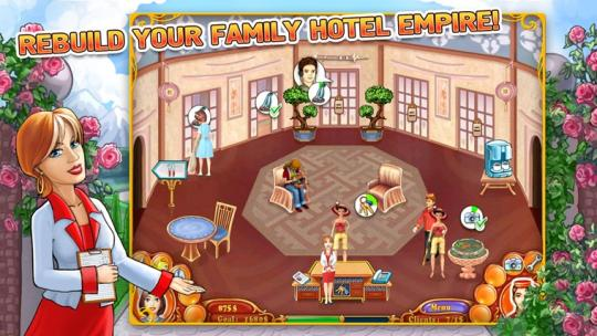 Jane's Hotel: Family Hero for Windows 8