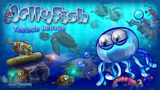 Jellyfish - Tentacle Debacle