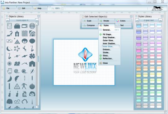 Jeta Logo Designer