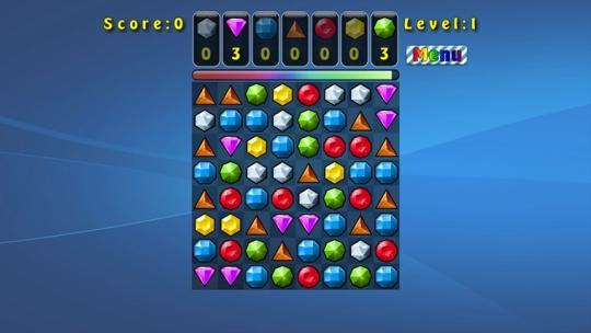 Jewel Fever for Windows 8