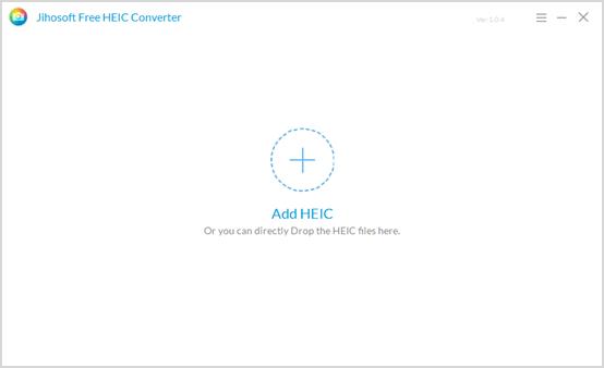 Jihosoft HEIC Converter