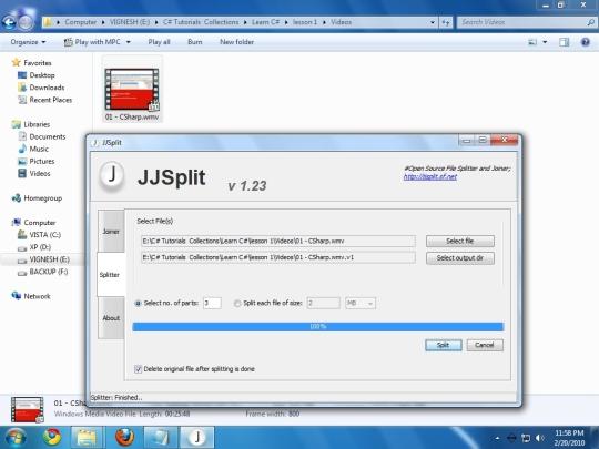 JJSplit