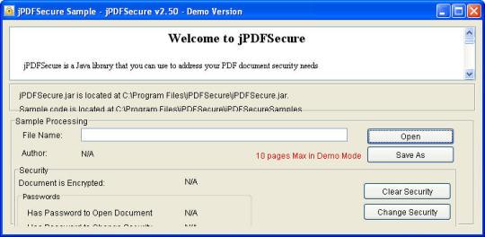 jPDFSecure (64-bit)