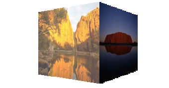 jQuery Image Cube