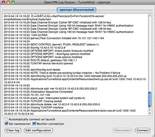 JumpBox for the OpenVPN Networking Platform