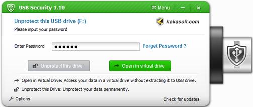 Kaka USB Security