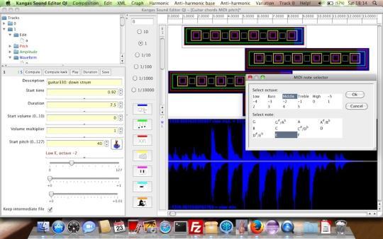 Kangas Sound Editor QI