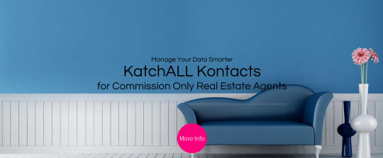 KatchALL Kontacts for Commission Only Real Estate Agents