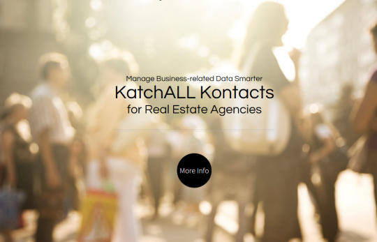 KatchALL Kontacts for Real Estate Agencies