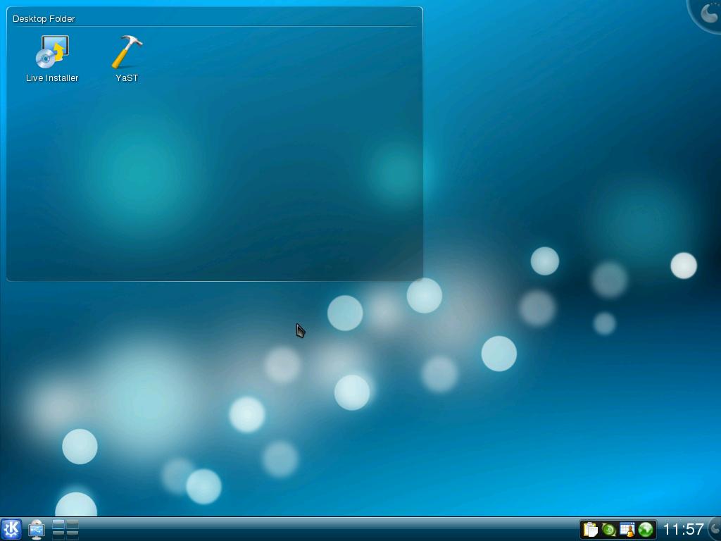 KDE Reloaded Live CD