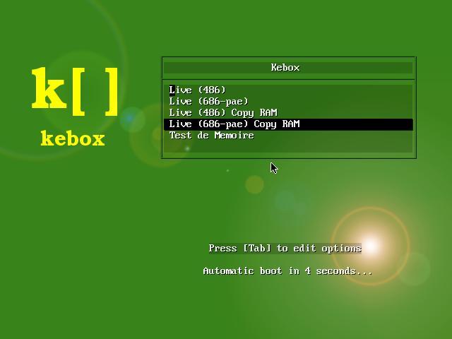 Kebox Linux