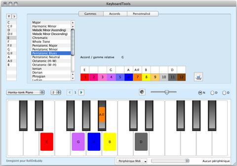 Keyboard Tools