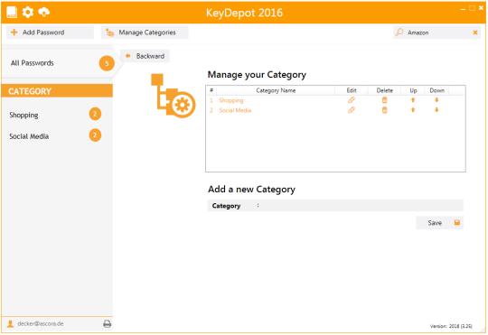 KeyDepot