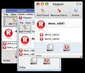 Keyparc