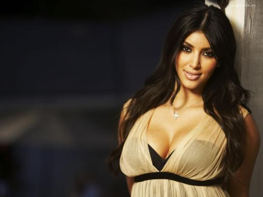 Kim Kardashian Hot HD Wallpapers
