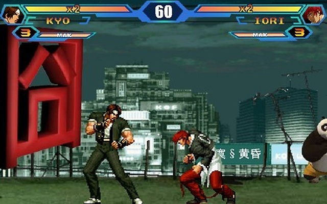 King of Fighters (KOF WING)
