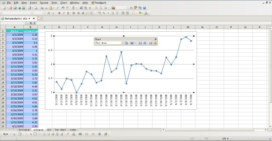 Kingsoft Spreadsheets 2012