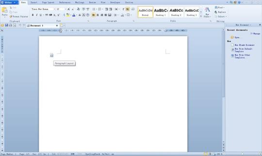Kingsoft Writer Professional