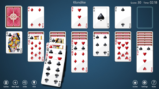 Klondike Solitaire Collection Free (Windows 8)