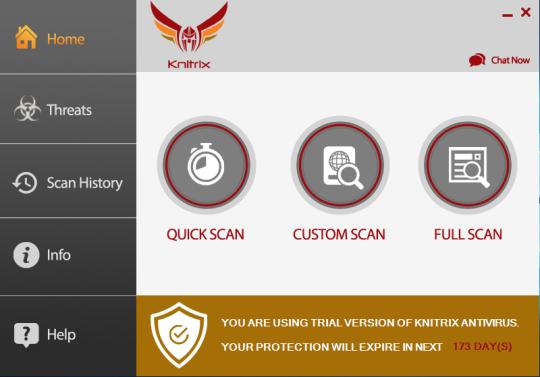 Knitrix Antivirus