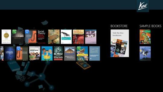 Kno Textbooks for Windows 8